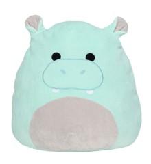 Squishmallows - 19 cm Plush - Hank the Hippo