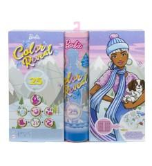 Barbie - Color Reveal Advent Calendar 2021 (HBT74)