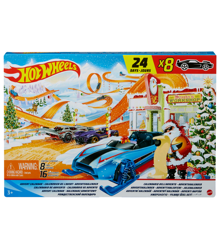 Hot Wheels - Advent Calendar 2021 (GTD78)