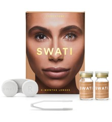 SWATI - Coloured Contact Lenses 6 Months - Sandstone