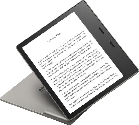 Amazon - Kindle Oasis 8GB Graphite