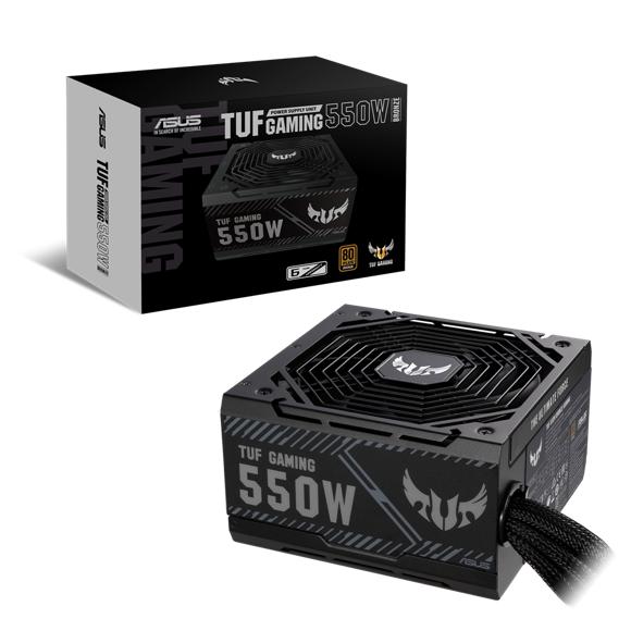 ASUS - TUF Gaming 550W Bronze
