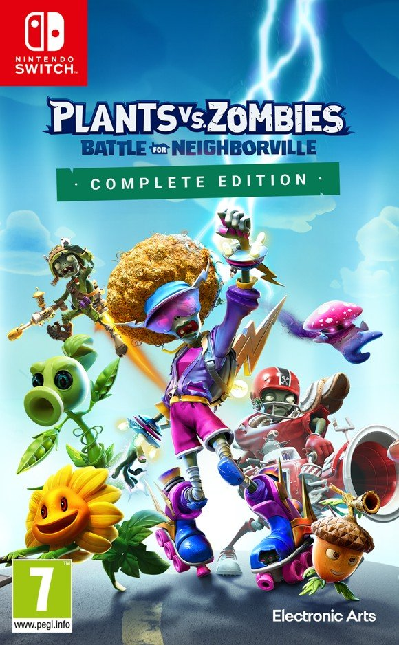 Plants vs. Zombies: Battle for Neighborville (Complete Edition)