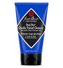 Jack Black - Deep Dive Glycolic Facial Cleanser 142 g