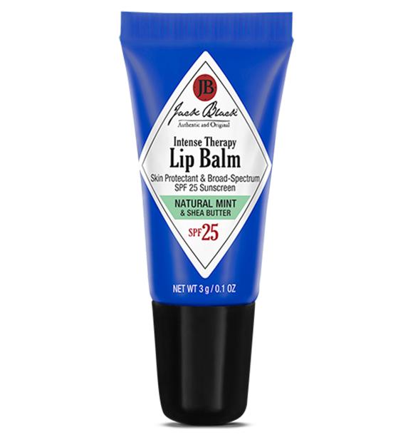 Jack Black - Intense Therapy Lip Balm SPF 25 7 g - Mint