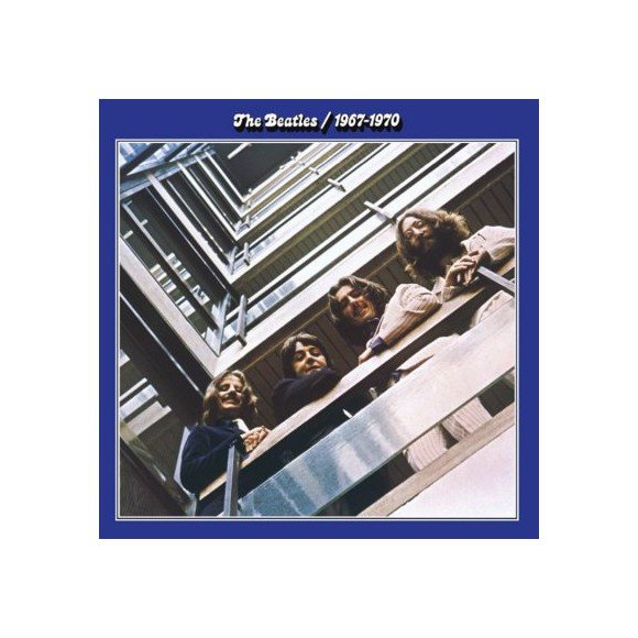 The Beatles - The Blue Album - 1967-1970 - Remastered