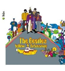 The Beatles : Yellow Submarine CD Remastered Album