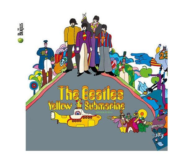 The Beatles : Yellow Submarine CD Remastered Album