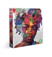eeBoo - Puzzle 1000 pcs - Angela (EPZTANG)