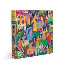 eeBoo - Puzzle 1000 pcs - Celebration (EPZTCLE)