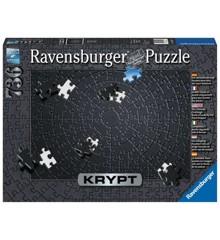 Ravensburger - Puslespil 736 - Sort