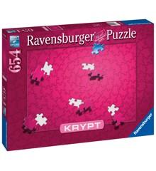 Ravensburger - Puslespil 654 brikker - Pink