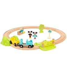 BRIO - Mickey Mouse Train Set (32277)