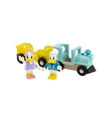 BRIO - Donald & Daisy Duck Train (32260)