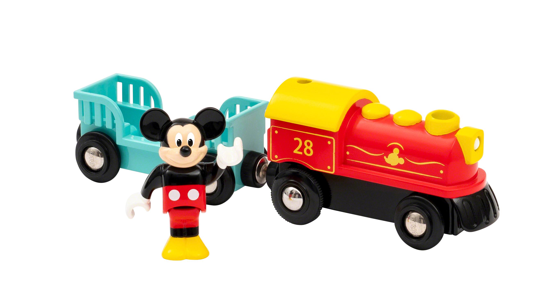 BRIO - Mickey Mouse Batteri tog (32265)