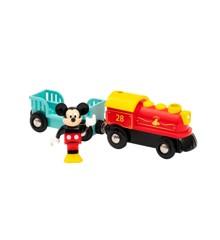 BRIO - Mickey Mouse Battery Train (32265)