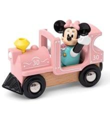 BRIO - Minnie Mouse og lokomotiv (32288)