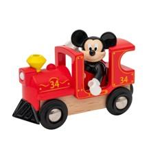 BRIO - Mickey Mouse og lokomotiv (32282)