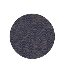 Everleigh & Me - Splat Mat Stuhlunterlage, Waves