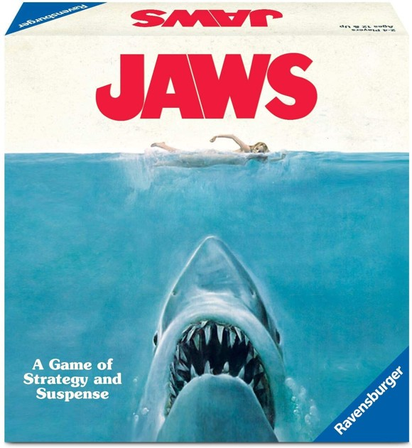 Ravensburger - JAWS - A Game of Strategy and Suspense (10826289)