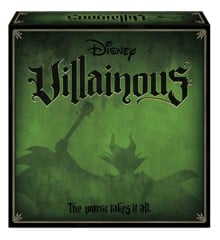 Ravensburger - Disney Villainous Game, English (10826295)