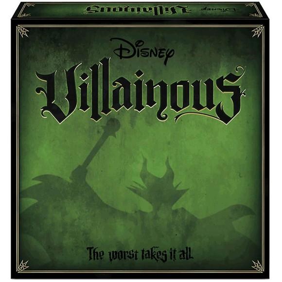 Ravensburger - Disney Villainous Game, English (10826295)