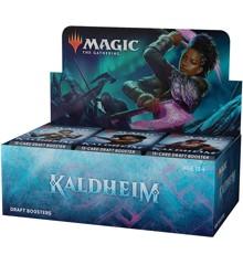 Magic the Gathering - Kaldheim Draft Booster Box (MAGC7605)