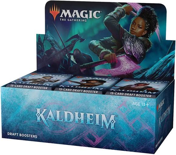 Magic the Gathering - Kaldheim Draft Booster Box