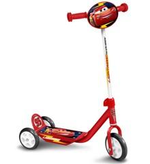 Cars - Løbehjul med 3 Hjul