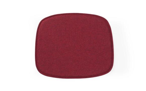 Normann Copenhagen - Form Seat Fabric - Red (602899)