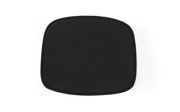 Normann Copenhagen - Form Seat Fabric - Black (602895)