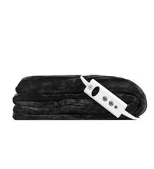 OBH Nordica - Cosy Hug Heating Plaid 130x160 cm - Black (4096)