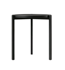 Nichba - Side Table 45 x 45 cm - Black