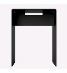 Nichba - Stool 35 x 45 x 25 cm - Black