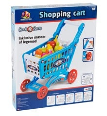 3-2-6 - Shopping cart with playfood (62253)