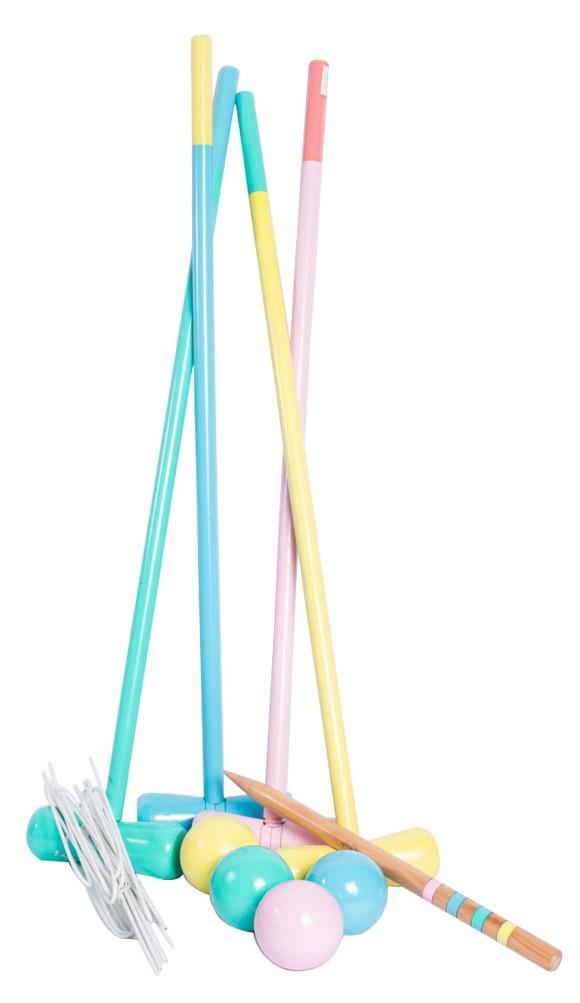 Magni - Croquet in pastel colors (2652)