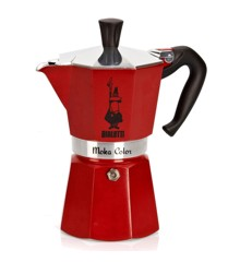 Bialetti - Moka Express - 6 Cups - Red (4943)
