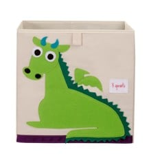 3 Sprouts - Storage Box - Green Dragon