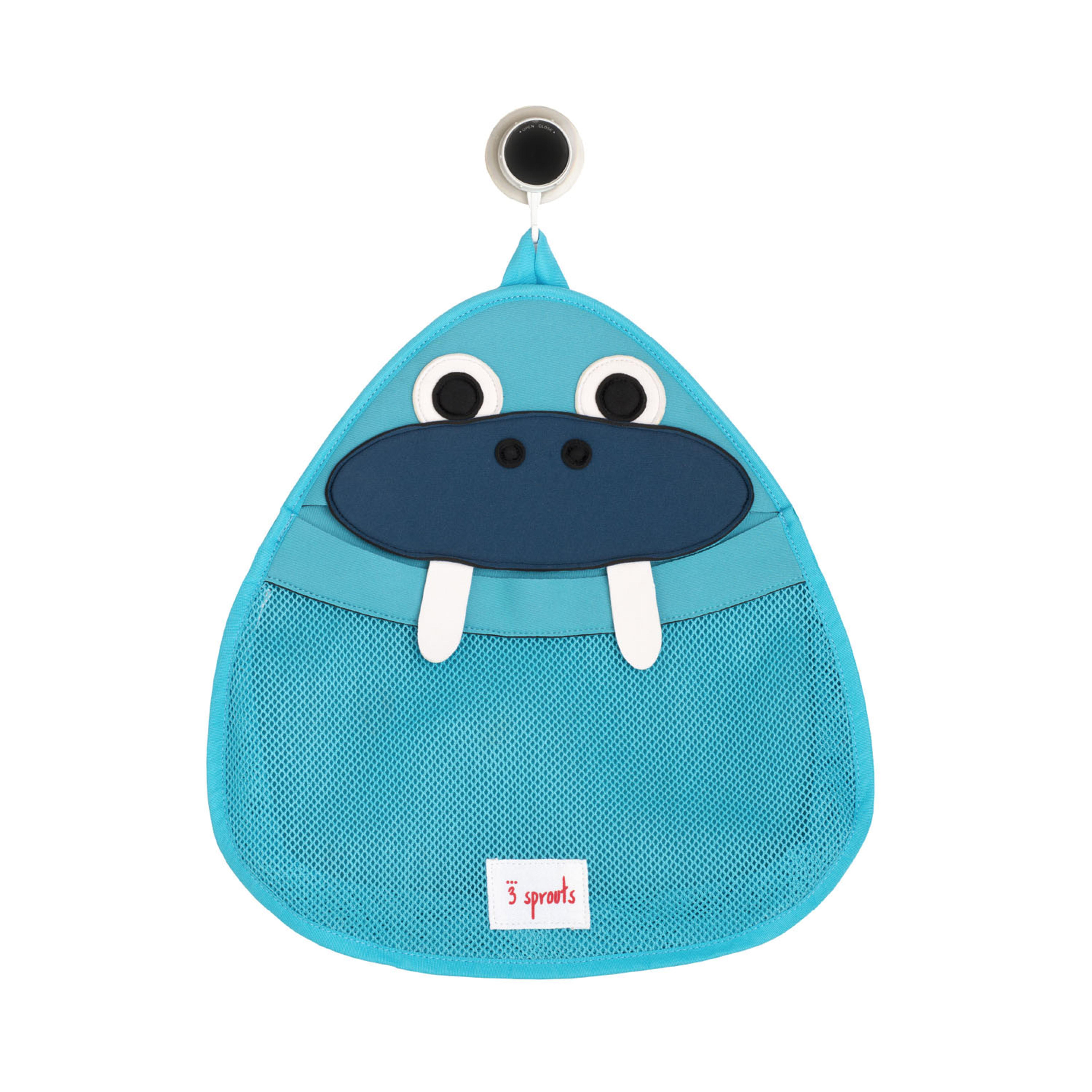 Bilde av 3 Sprouts - Bath Storage - Blue Walrus