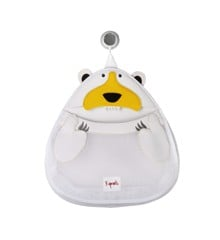 3 Sprouts - Bath Storage - White Polar Bear