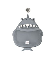 3 Sprouts - Bath Storage - Gray Shark