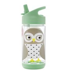 3 Sprouts - Vandflaske - Mint Owl