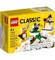 LEGO Classic - Creative White Bricks (11012)