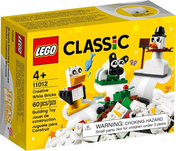 LEGO Classic - Creative White Bricks (11012)