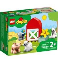 LEGO DUPLO - Pasning af bondegårdsdyr (10949)