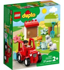 LEGO DUPLO - Farm Tractor & Animal Care (10950)