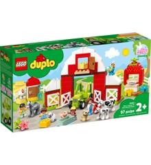 LEGO DUPLO - Barn, Tractor & Farm Animal Care (10952)