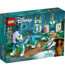 LEGO Disney Princess - Raya and Sisu Dragon (43184)