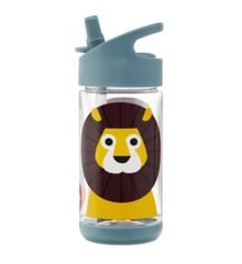 3 Sprouts - Water Bottle - Blue Lion