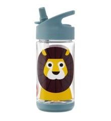 3 Sprouts - Water Bottle - Blue Lion